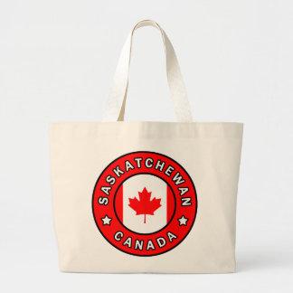 Saskatchewan Kanada Jumbo Stoffbeutel