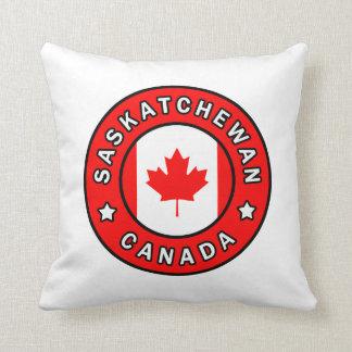 Saskatchewan Kanada Kissen