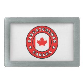 Saskatchewan Kanada Rechteckige Gürtelschnallen
