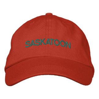 Saskatoon-Kappe Bestickte Baseballcaps