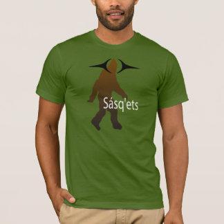 Sásq'ets Entwurf durch den T - Shirt Ostwelve