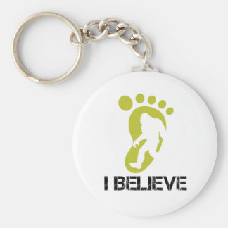 Sasquatch- I glauben Schlüsselanhänger
