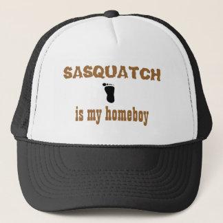 Sasquatch ist mein Homeboy Truckerkappe