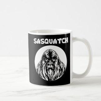 Sasquatch Kaffeetasse