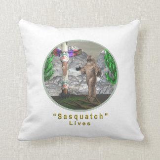 Sasquatch Kissen