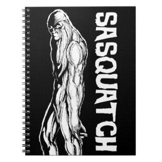 Sasquatch Notizblock