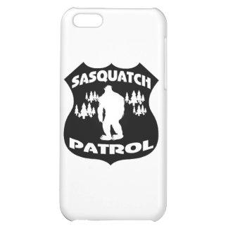Sasquatch Patrouillen-WaldAbzeichen Hülle Für iPhone 5C