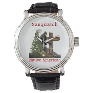 sasquatch Produkte Armbanduhr