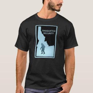 Sasquatch Sicherheit - Idaho T-Shirt