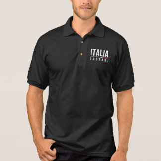 Sassari Italien Polo Shirt