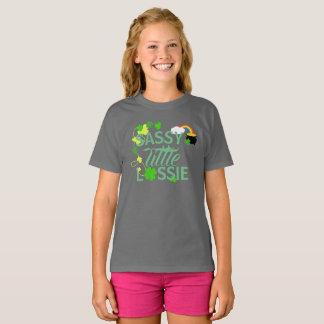 Sassy kleines Mädchen-Shirt T-Shirt