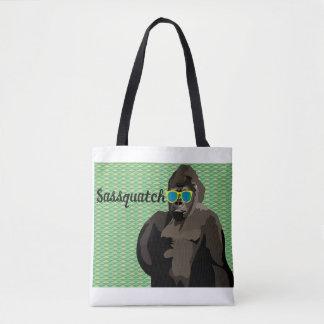 Sassy Sasquatch Tasche