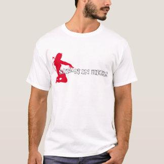 Satan im Heels-T - Shirt