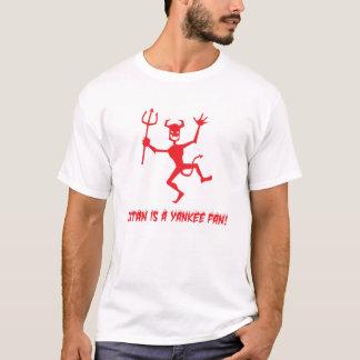 Satan ist ein Yankee-Fan T-Shirt