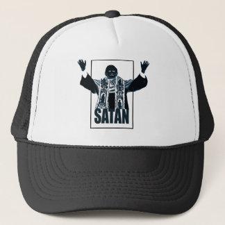 SATAN Papst Truckerkappe