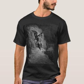 Satans unbegrenzte Verzweiflung - Gustave Dore T-Shirt