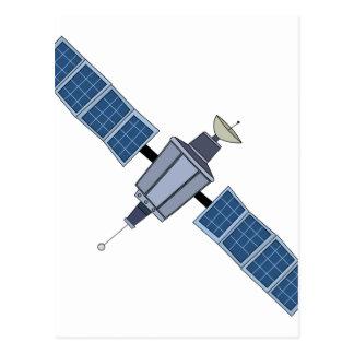 Satelitte Postkarte