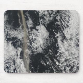 Satellitenansicht einer Aschenfeder Mousepads