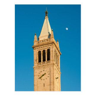 Sather Turm von University of California, Berkeley Postkarte