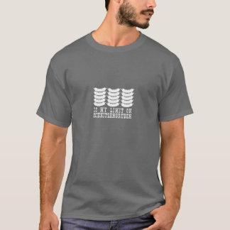 Sattel 15 zu glühen ist meine Grenze T-Shirt