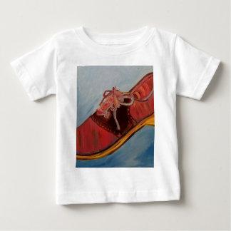 Sattel-Schuh Baby T-shirt