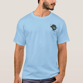 sättigen Sie Boer T-Shirt