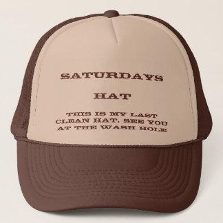 SaturdaysHat Truckerkappe