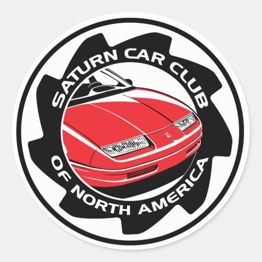 Saturn Auto Verein Von Nordamerika 3 Runder Runder