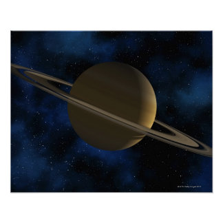 planet saturn poster - photo #18