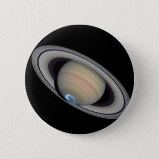 SATURN v.3 (Sonnensystem) ~ Runder Button 5,7 Cm