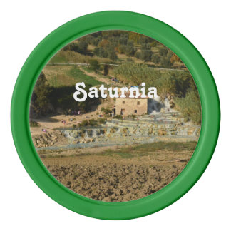 Saturnia Poker Chips