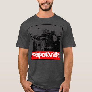 SATX POR VIDA Skyline T-Shirt