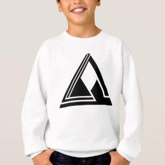 Säubern Sie einfaches Tri Logo N Sweatshirt