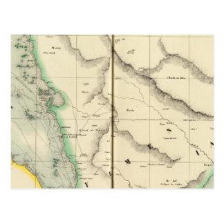 Saudi-Arabien, Asien 100 Postkarte