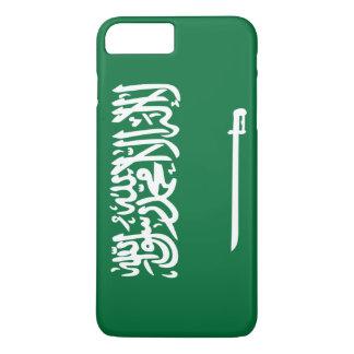 Saudi-Arabien Flagge iPhone 8 Plus/7 Plus Hülle