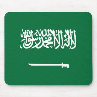 Saudi-Arabien Flagge Mousepad