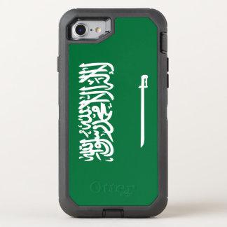 Saudi-Arabien Flagge OtterBox Defender iPhone 8/7 Hülle