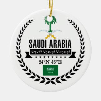 Saudi-Arabien Keramik Ornament