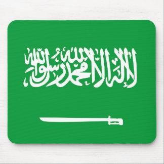 Saudi-Arabien Landesflagge-Nationssymbol Mousepad