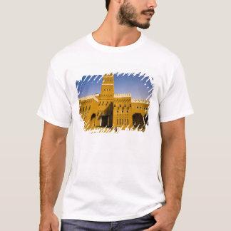 Saudi-Arabien, Riyad, Moschee des Als Diriya T-Shirt