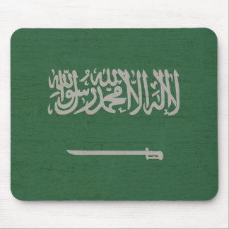 Saudische Flagge Mousepad