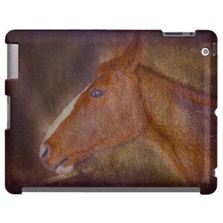 SauerampferStallion in einer Scheunen-Stall-Kunst iPad Hülle