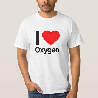 Sauerstoff der Liebe I T-Shirt