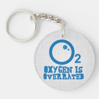 Sauerstoff ist überbewertet schlüsselanhänger
