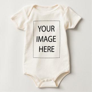 Säugling lange SleeveT-Shirt Schablone Baby Strampler