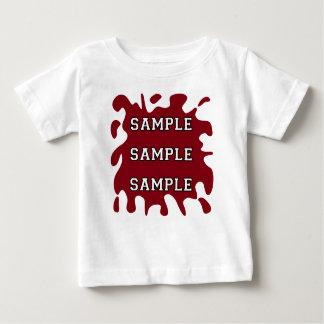 Säuglings-/Baby-Fan-T - Shirt