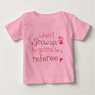 Säuglings-Baby-T - Shirt des Referent-(Zukunft)