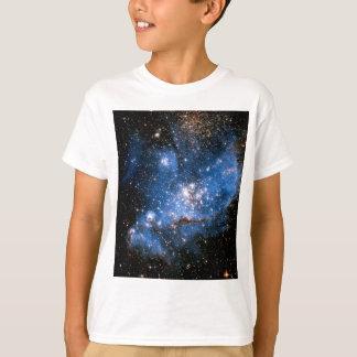 Säuglings-Sterne des Nebelfleck-NGC 346 - Hubble T-Shirt