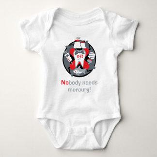 Säuglings-Strampler T-shirt