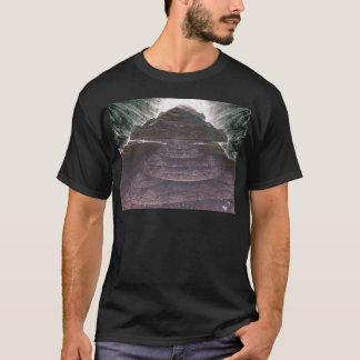 Säulen 4x3 T-Shirt